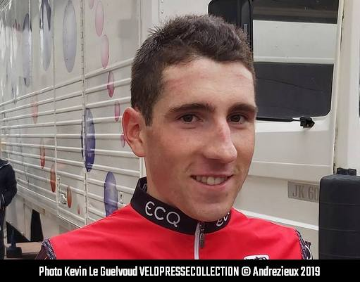 Almenzo Benoist 2019 photo Kevin Le Guelvoud